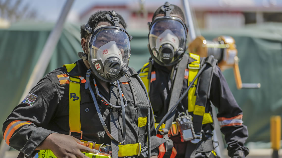Confined Space Entry and Vessel Cleaning- Crew - Alistair Group