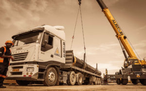 Crane Equipment Rental East Africa - Alistair Group