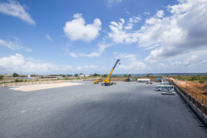 Freeport Storage Warehouse - Alistair Group
