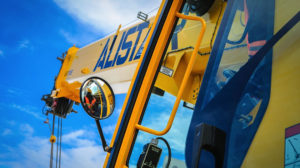 Offshore and Onshore Industrial Rentals - Crane Boom - Alistair Group