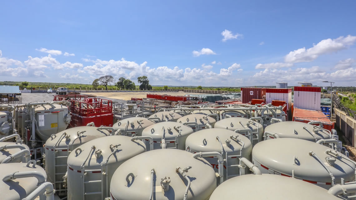 Storage and Warehousing - Free Port Tanks - Alistair Group